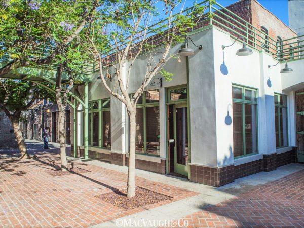 Restaurant for lease pasadena macvaugh co for Pasadena floors