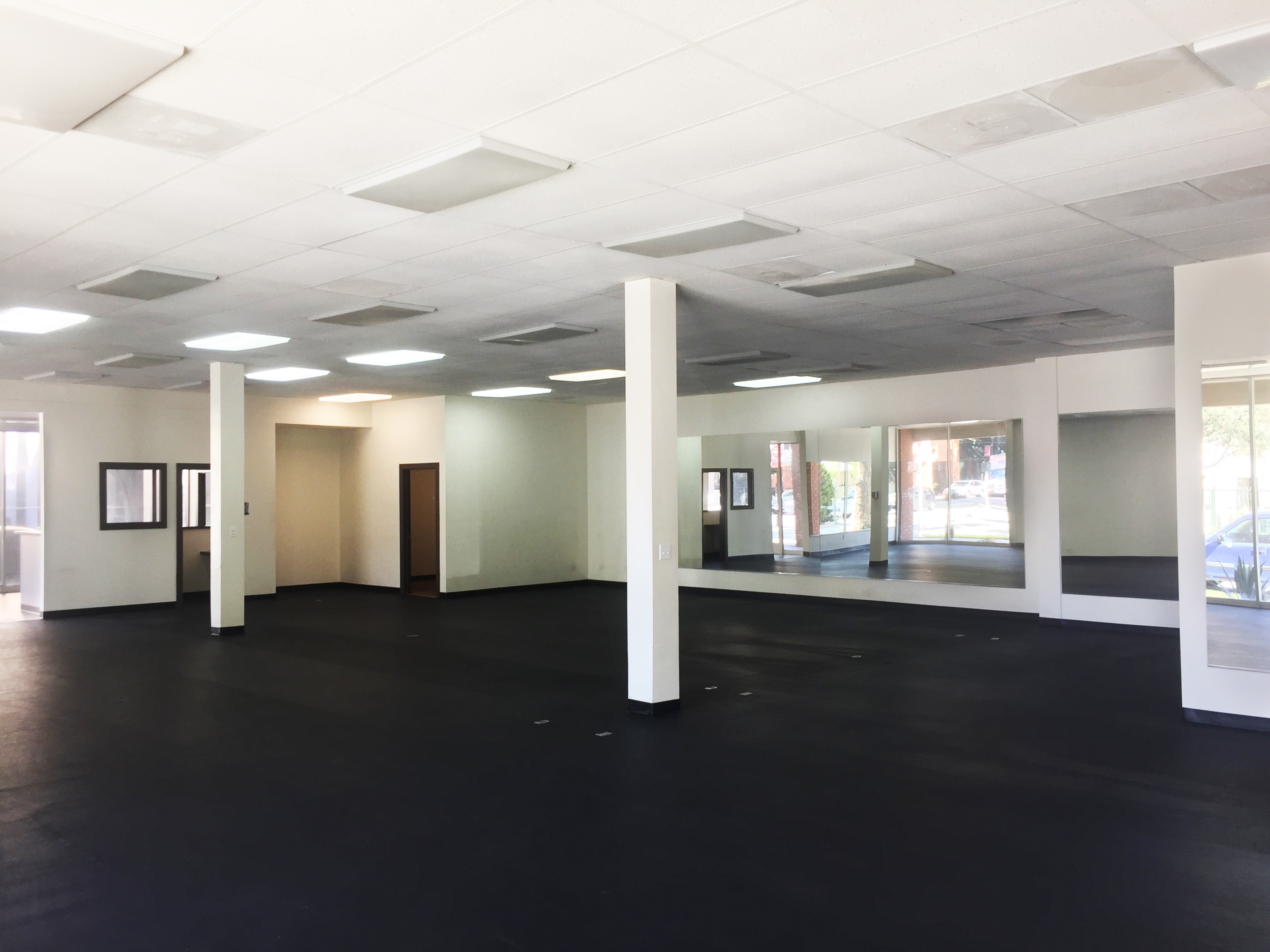 Fitness Studio For Lease • Pasadena • MacVaugh&co
