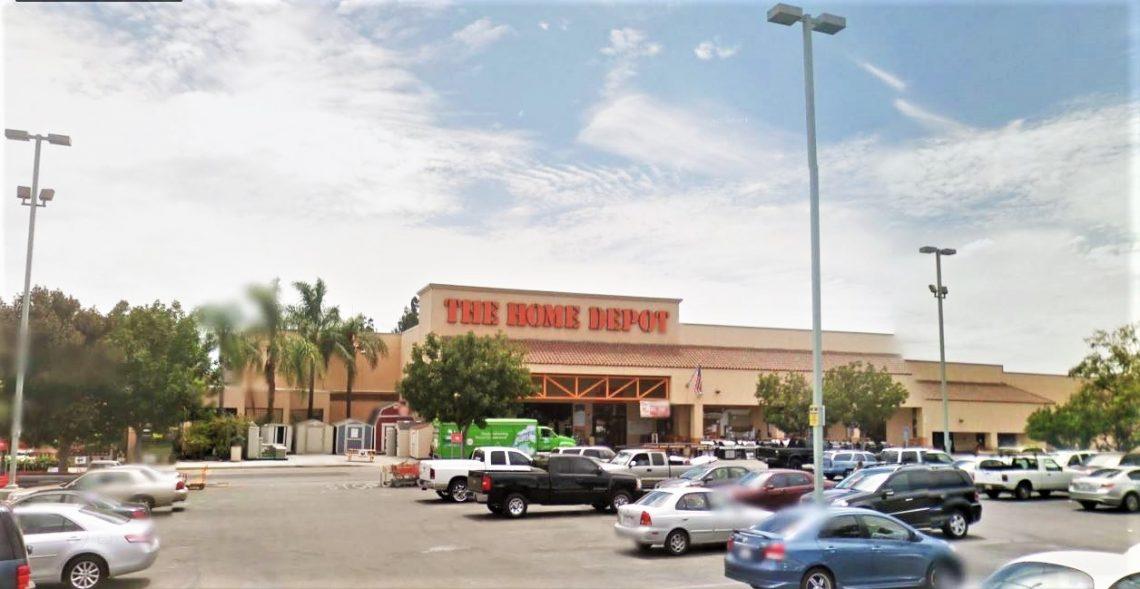 Pico Rivera Home Depot Garden