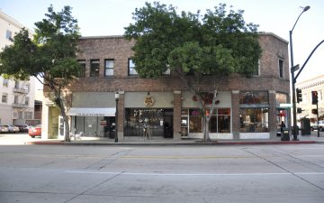Pasadena Retail/Restaurant for Lease