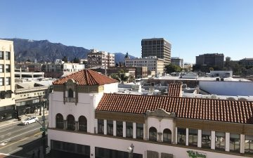 Small Pasadena Office for Lease