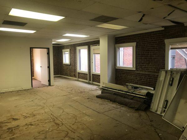 Unit 124 Under Renovation