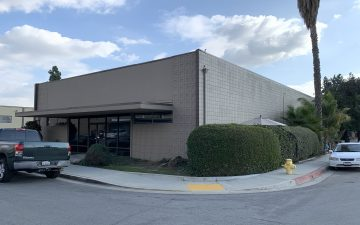 Flex-Warehouse for Lease
