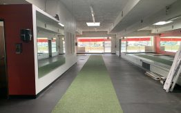 Arcadia Retail/Gym for Lease