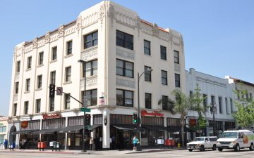 Small Old Pasadena Office for Lease