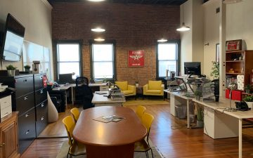 Creative Office for Sublease