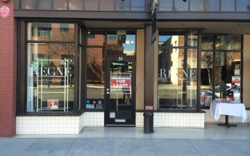 CREATIVE RETAIL/SALON FOR LEASE