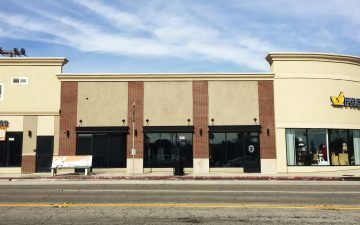 Office/Retail/Fitness Spaces For Lease