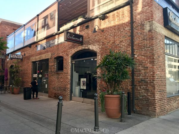 Old Pasadena Restaurant for Lease