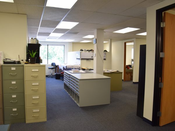 Garden Style Office for Lease