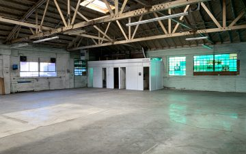 Light Industrial Space for Sale/Lease