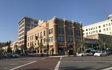 Old Pasadena Historic Office for Lease