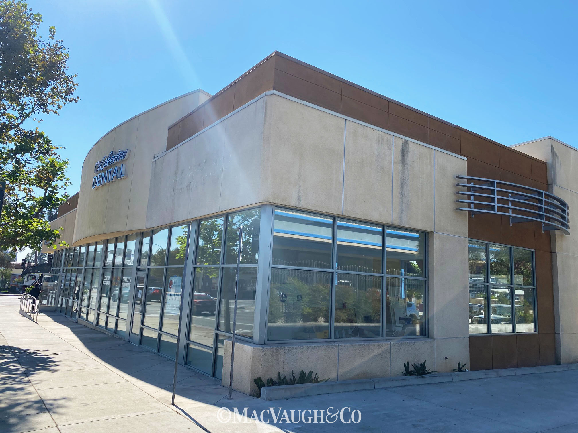 Corner Retail for Lease